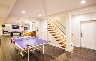 Trending Now: 10 Breakout Basements on Houzz