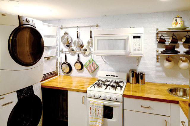 Eclectic Basement by Amy Herbert, Aesthetic Answers LLC