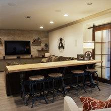 Basement Lounge Zone