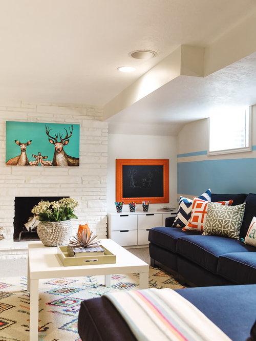 Boise Basement Design Ideas Renovations Photos