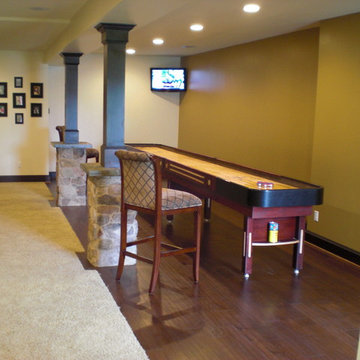 Basement Remodel in West Chester, PA