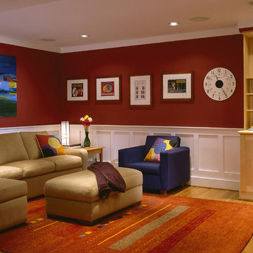 Basement Renovation - Bedroom, Playroom, Bathroom, Laundry, Family Room, Office