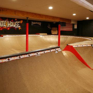 Basement Skatepark