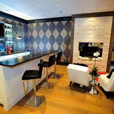Eclectic Basement by Tavan Group