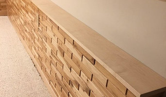 Basement Wainscot Hard Maple Project