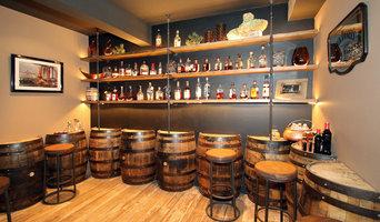 Bourbon Basement
