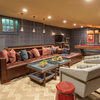 Basement of the Week: A Getaway With Boutique Hotel Style