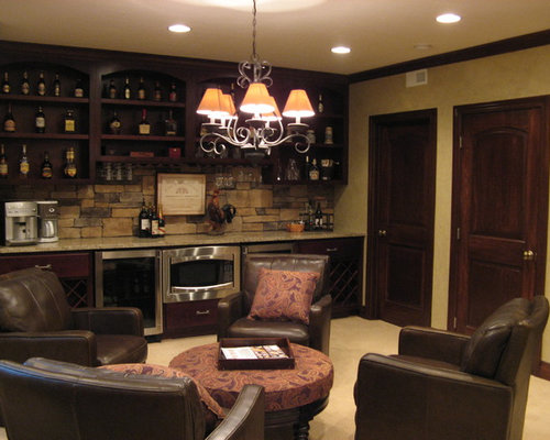 one wall bar home design ideas pictures remodel and decor