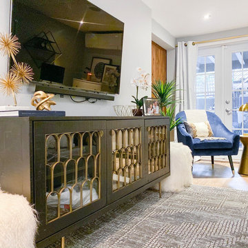 Brooklyn Townhouse Playroom & Guestroom