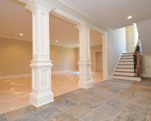 basement columns home design ideas  pictures  remodel and