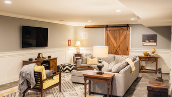 Bulle Rock Basement Remodel