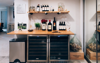 How 2 Cabernet Lovers Built Their Own Wine Storage Center