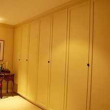 Traditional Basement by Simple Solutions Renovations