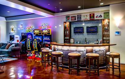 Why Man Caves Are a Must-Have