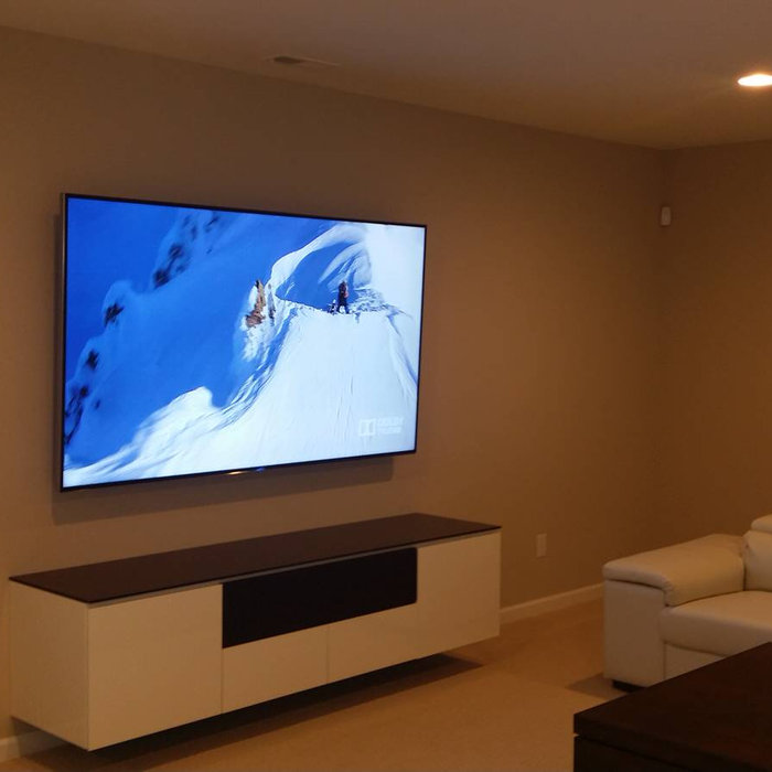 TV Panels and Surround Sound