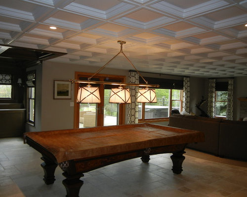 Drop Ceiling Ideas, Pictures, Remodel and Decor