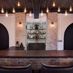 Industrial Deco Lounge Decatur Basement Cellar