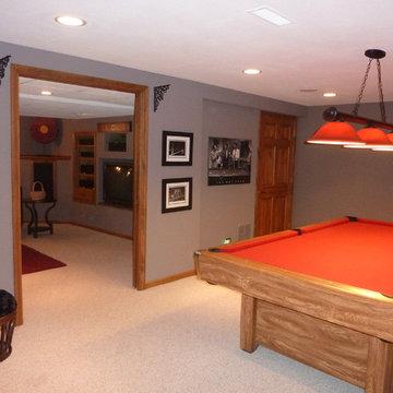 Chicago basement renovation 23010