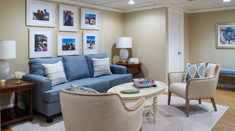 Comfortable and Tranquil Basement