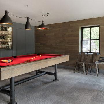 Contemporary & Modern Rye Home