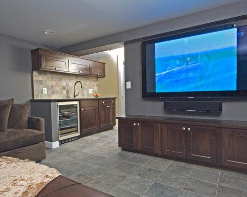 Media Room Basement Remodel 0: Basement Media Room Home Design Ideas, Pictures, Remodel