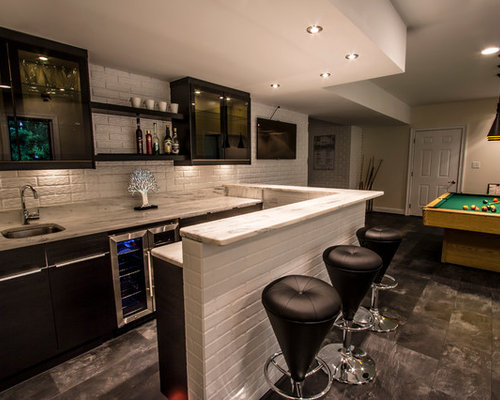 Best Walk-Out Basement Design Ideas & Remodel Pictures | Houzz