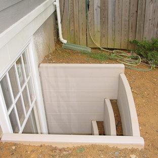 Aménagement d'un sous-sol classique.