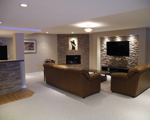 Country basement ideas pictures remodel and decor for Country basement ideas