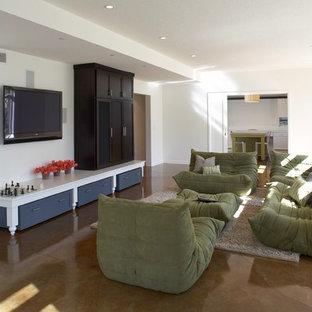 Craft Room & Family Room