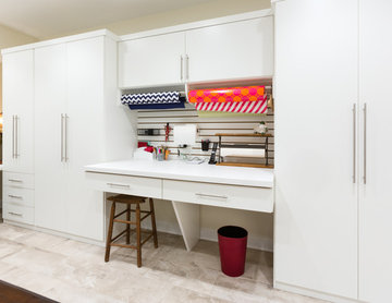 Crafty Sewing/Game Room