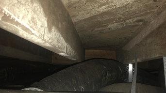 Crawlspace Encapsulation & Mold Removal