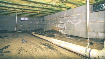 Crawlspace Repair - January 2016
