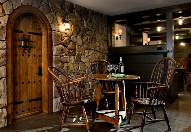 Basement Of The Week London Pub Ambience In Upstate New York