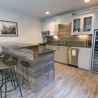 Crooked Creek Basement Gets a Complete Makeover