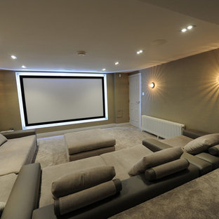 This is an example of a basement in Other.