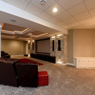Custom Basement 1