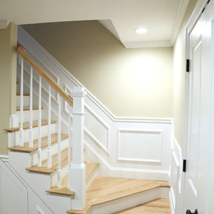 Custom Basement Mudroom - Ashland, MA