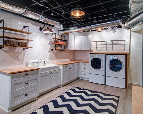 keller mit vinylboden und wei er wandfarbe einrichten ideen. Black Bedroom Furniture Sets. Home Design Ideas