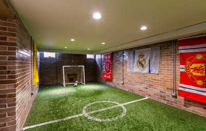 Dream Spaces: Taking Sports Indoors