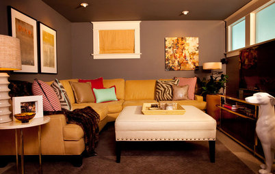 How to Arrange Your Room for TV and People, Too