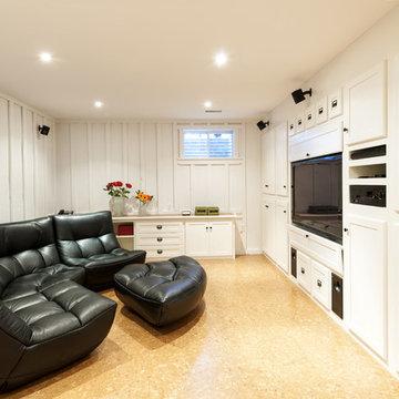 Eco-Friendly Cork Floors