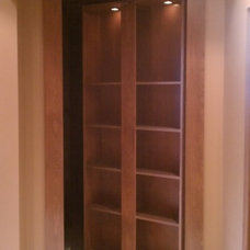 Basement by Trent Daly Construction