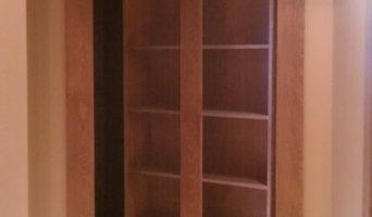 Ellingsen basement/secret door