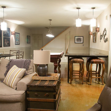 Entertaining Family Space