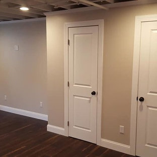 Entertainment Room Remodel