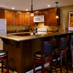 Hearth Room Traditional Family Room Minneapolis By