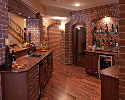 Finished Basement Bars finished basement bar | houzz