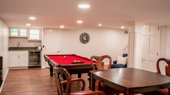 Finished Basement- Rochester Hills