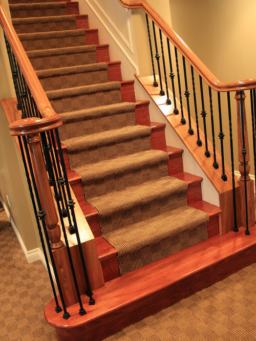 carpet basement stair ideas pictures remodel and decor