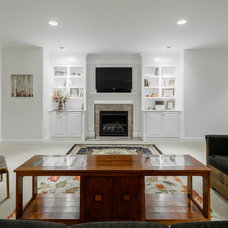 Basement by Total Custom Contractors, Inc.